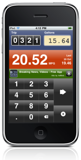 quickmpg monitor your car s gas mileage plain simple and free