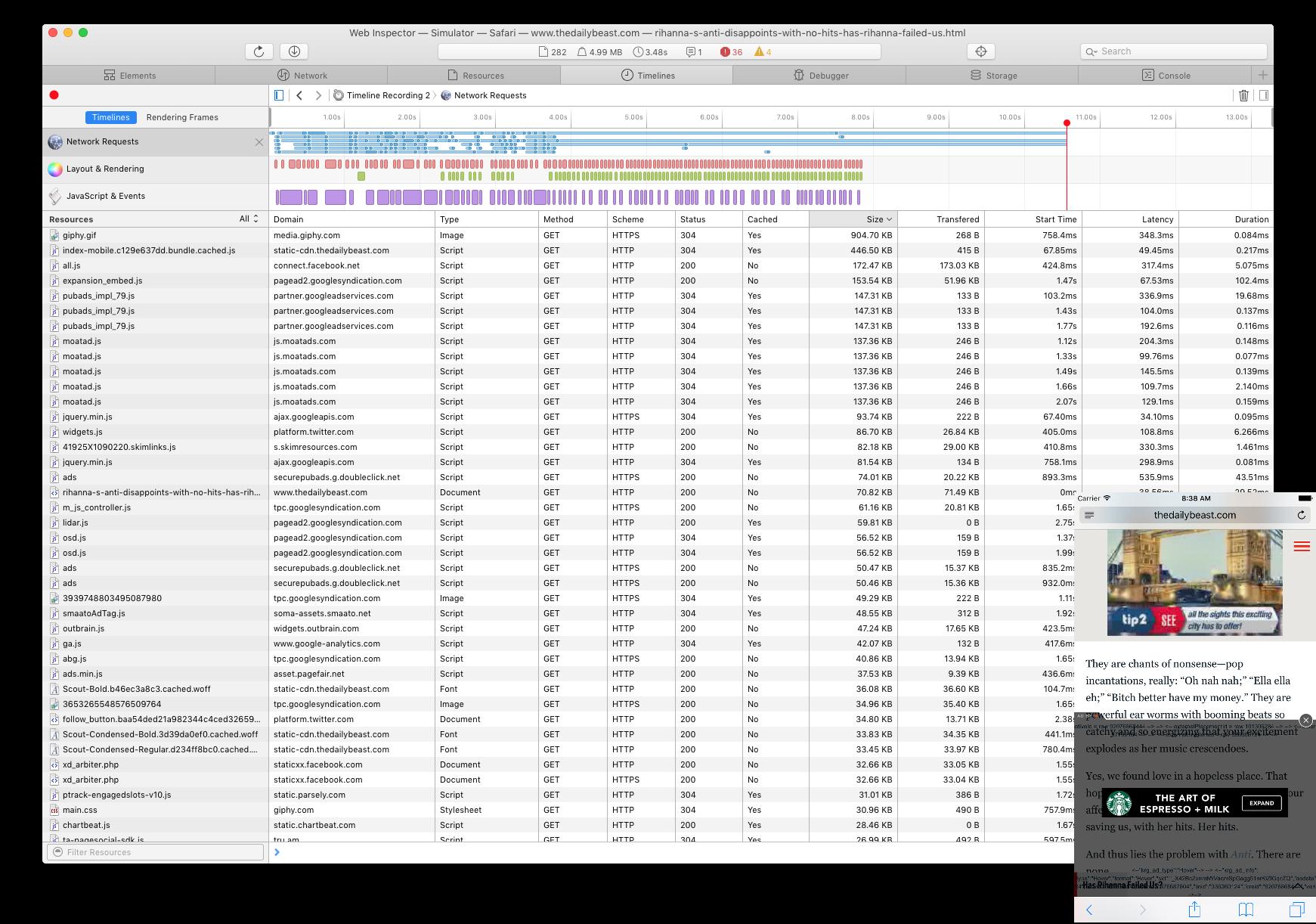 Radblock - Ad Blocker - Safari Content Blocker