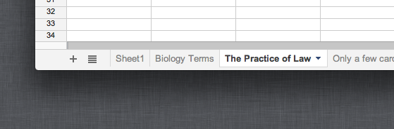 google docs how to add colored line to header